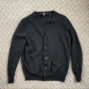 J.Crew 100% Merino Wool Cardigan Sweater